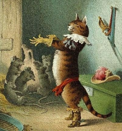 O Gato de Botas - historiainfantil.com.br